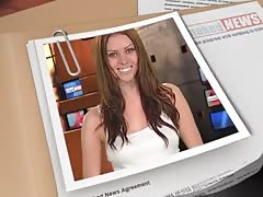 Naked News Laura Audition Thumb