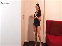 Blackmailed by a Cop - Femdom Roleplay Thumb