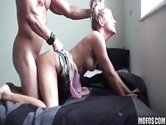 Rough is what this hottie needs! Watch me fuck my amazing ex gf Thumb