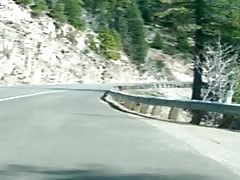 Hairy Bator Jerking Off by the Road Thumb