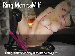 The dirty Monicamilf nun peggs and ass fist a man Thumb