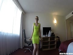 Lucie Bee Blowjob Audition Scene 1 Thumb