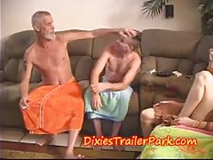 DADDYS Swinger Family goes BI and shares COCK  CUM and PUSSY Thumb