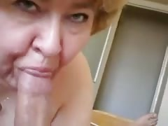 Granny Head #35 Fat Old Norwegian Slut & Younger Swedish Guy Thumb