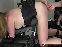 Ass and Pussy Training-Double-Butt Plug-Little Sunshine MILF Thumb