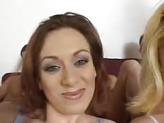 Julia & Viviane: Hard Sex With Five Guys Thumb