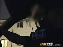 Fake Cop Inked up and fucked deep in the ass Thumb