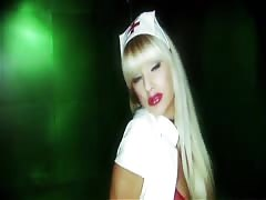 SEXUAL HEALING - XXX porn music video latex fetish nurse DP Thumb