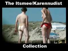 theSandfly Presents Itsmee-Karennudist Beach Voy Collection! Thumb