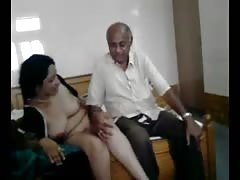 Indian desi prostitute is enjoyed by old guy telugu audio Thumb