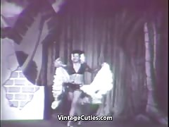 Sexy Latina Shows Her Erotic Dancing (1950s Vintage) Thumb