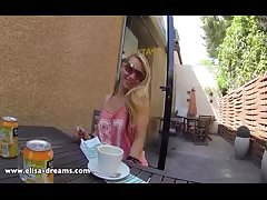 Flashing and naughty in public Thumb