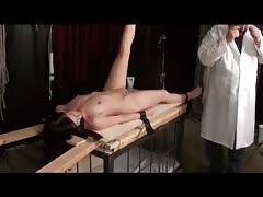 Crazy abused slut being fucked by her master in a hot BDSM video Thumb
