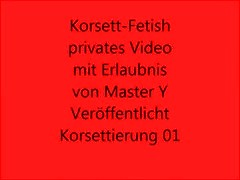 Korsett Video 01 by Master Y Corset Fetisch Thumb