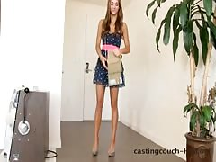 Castingcouch-HD.com - Sally, 19 and Innocent Thumb