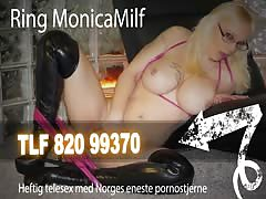 MonicaMilf The dirty pegging nun part 2 - Norwegian Porn Thumb