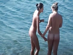 TheBeachWatch 3 Beach Strand Nudist Naturist Teen Thumb
