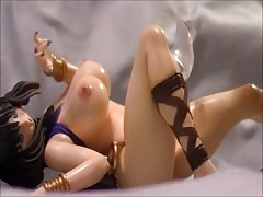 Anime Figure Bukkake (Queen Menace 2) Thumb