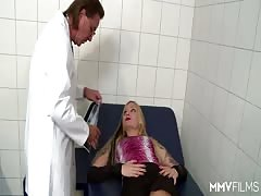 German Anal examination Thumb