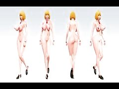 Prison School Clip 2 (3D Animated) Thumb