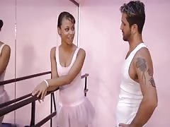 Hot Teen Ballerina seduced by Dance instructor Thumb