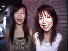 cute Asian duo gets kinky and stupid in club-by PACKMANS Thumb