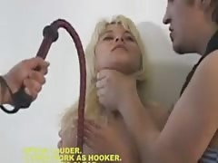Two submissive nuns take rough anal sex and cruel punishment Thumb