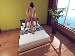 3DXChat - All Hetero poses 07 2015 Part 01 Thumb