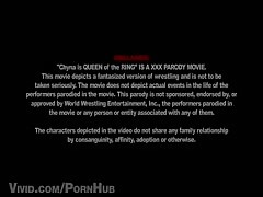 Chyna In A 9 Wrestler Gangbang - Queen of the Ring Parody Thumb