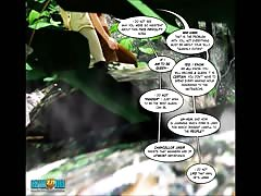 3D Comic: Legacy. Episodes 28-29. Thumb