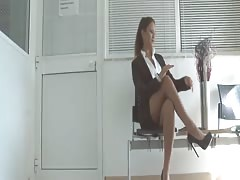 sexy secretary fucks by boss Thumb