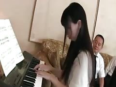 Young Japanese School Girl Preforms-by PACKMANS Thumb