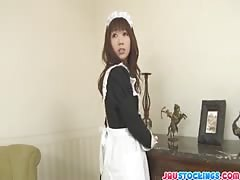 Horny Aiuchi Shiori wildest food insertion action Thumb