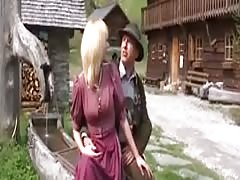 german MILF anal in the mountains Thumb