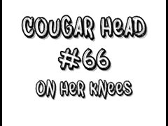 Cougar Head #66 On Her Knees Thumb