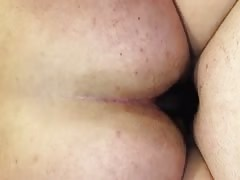 Double dildo with the wife Thumb