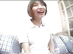 JPN Housewife filmed by non-professionals Thumb