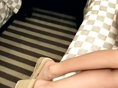 Sweetie has a sexy tattoo on her young body she looks hot in this POV porn Thumb