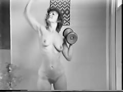 Yvonne keeping fit nude Thumb
