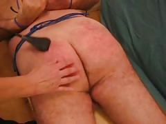 Red ass slave! Thumb