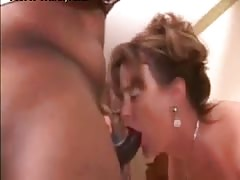 Cuckold wife gets anal and creampie Thumb