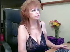 Granny webcam show Thumb