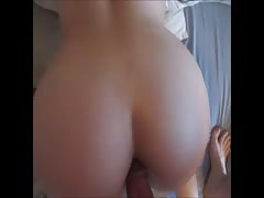 Her ass getting fucked Thumb