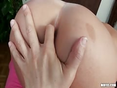 Sweet and deep anal action with a French girl in the video by Lets Try Anal Thumb