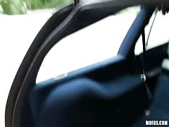 Blonde teen getting fucked for cash in Stranded Teens video Thumb