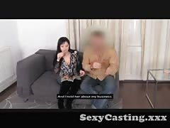 Casting - A lesson in sucking cock Thumb