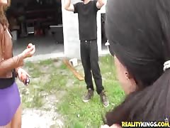 18 yo girls undressing and sucking horny wiener for cash Thumb